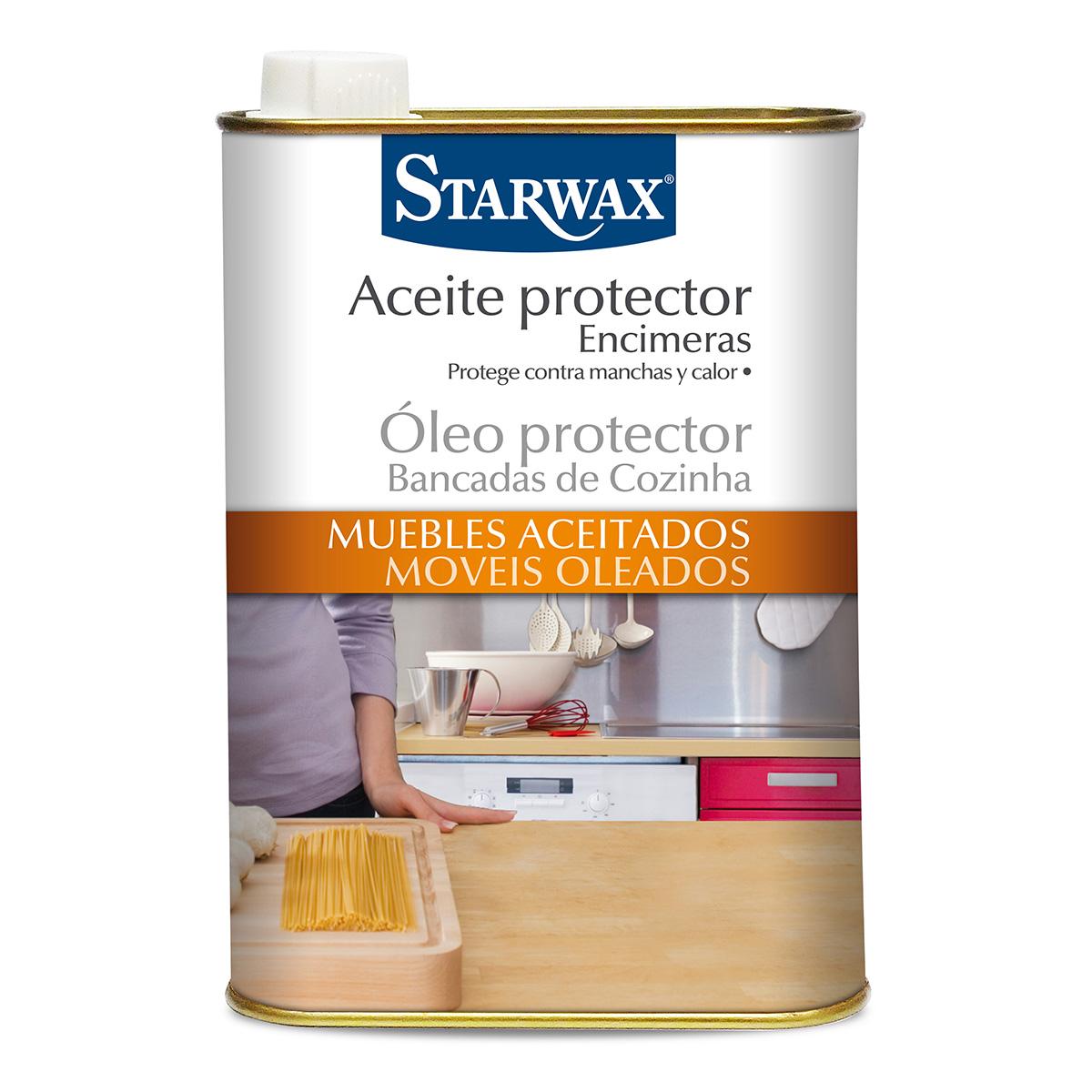 Aceite protector encimeras - Starwax