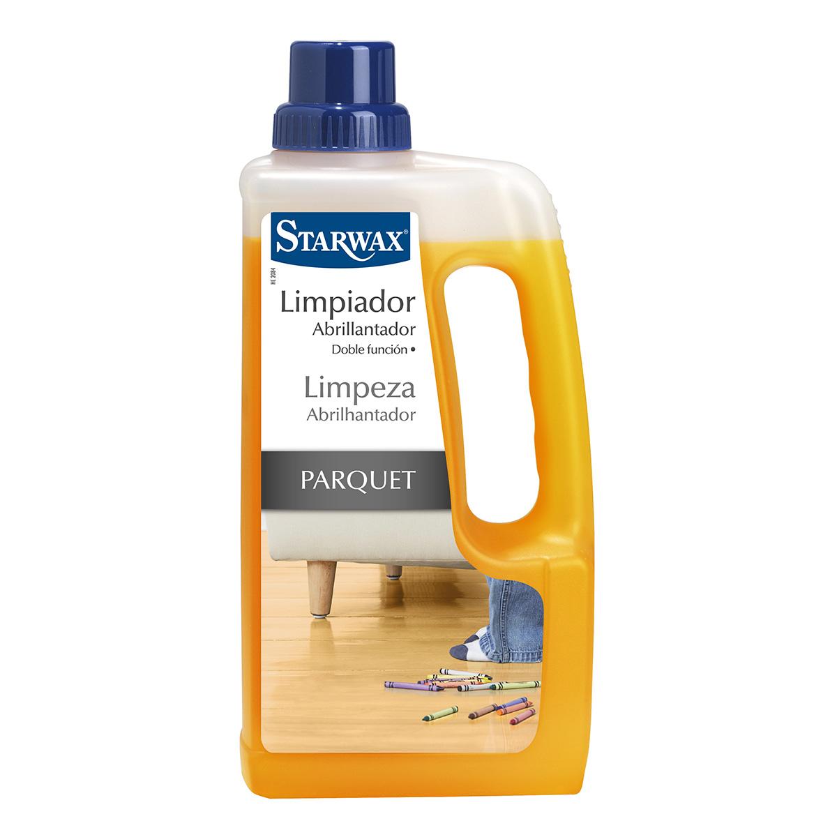 Limpiador abrillantador parquets - Starwax