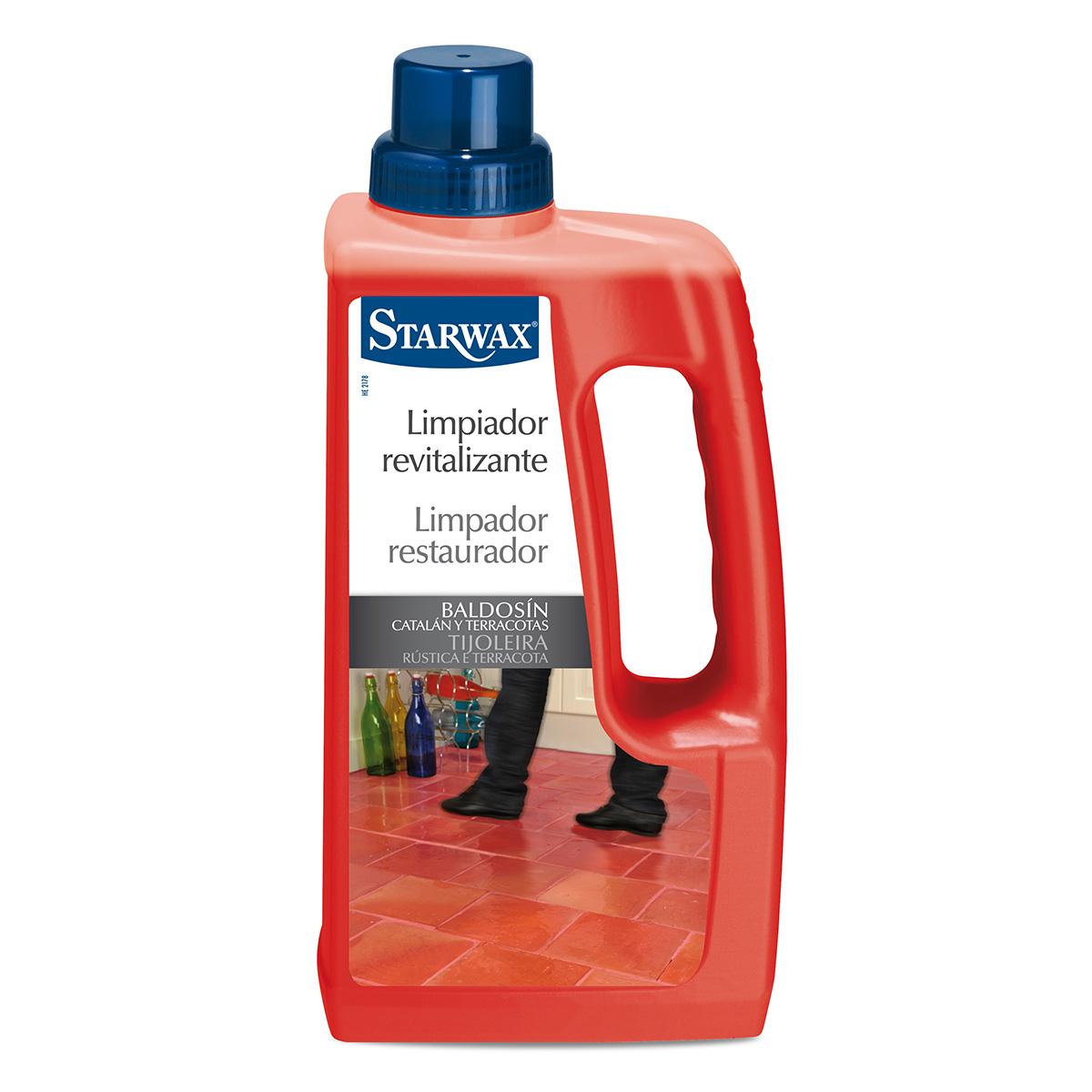 Limpiador revitalizante terracota - Starwax