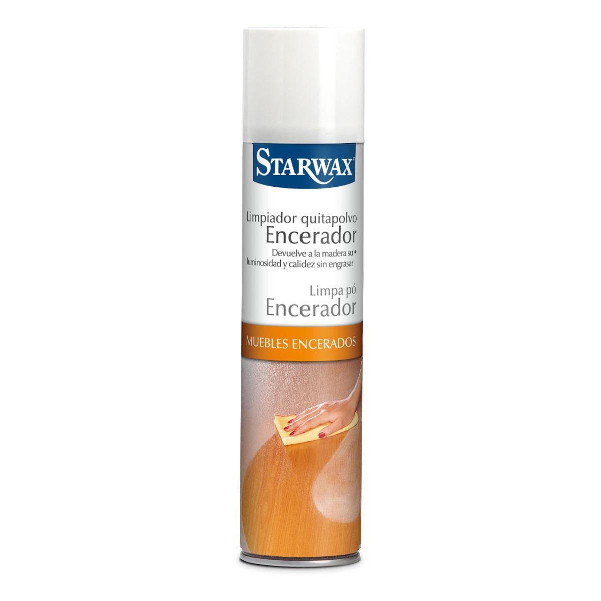 Limpiador quitapolvo encerador – Starwax