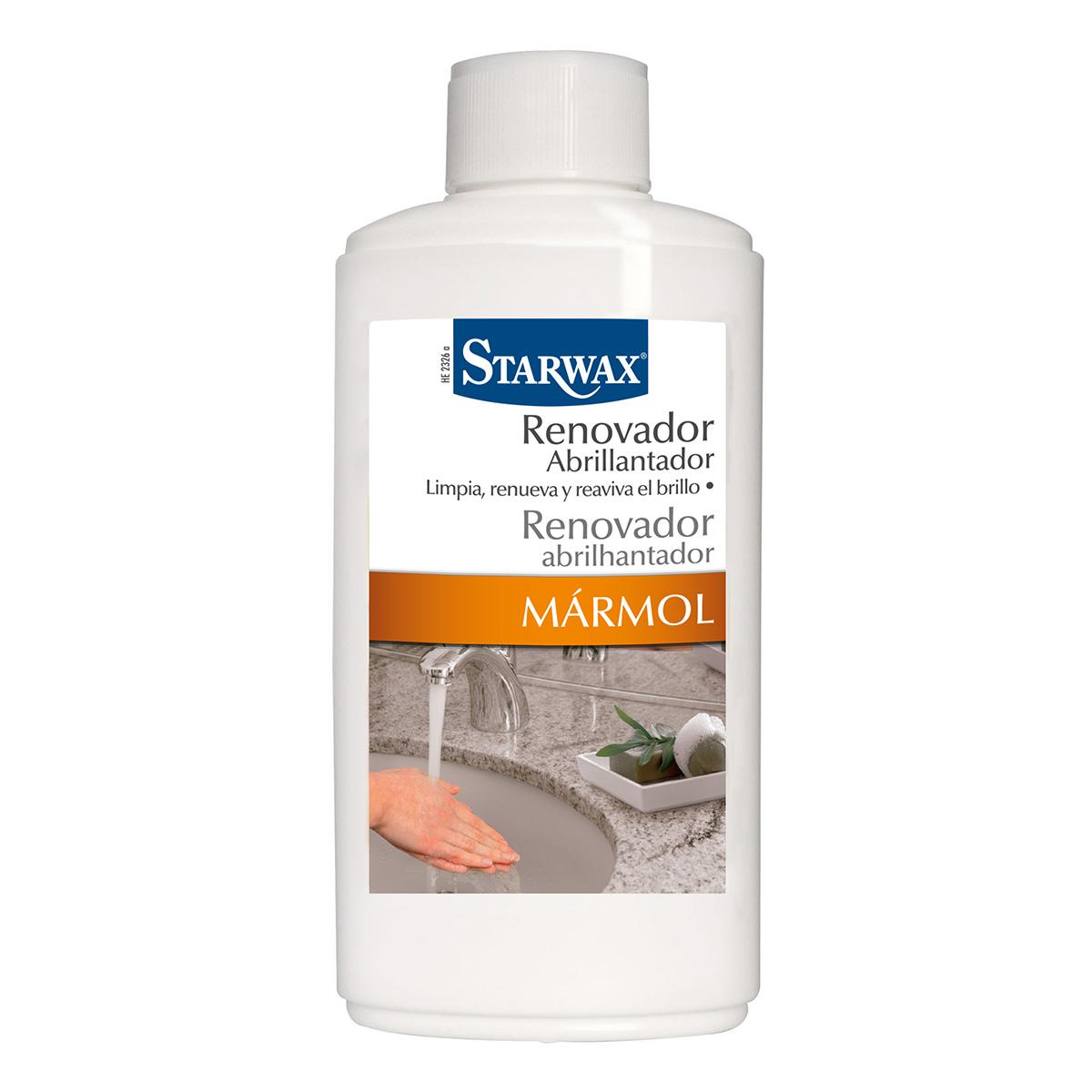 Renovador abrillantador marmol - Starwax