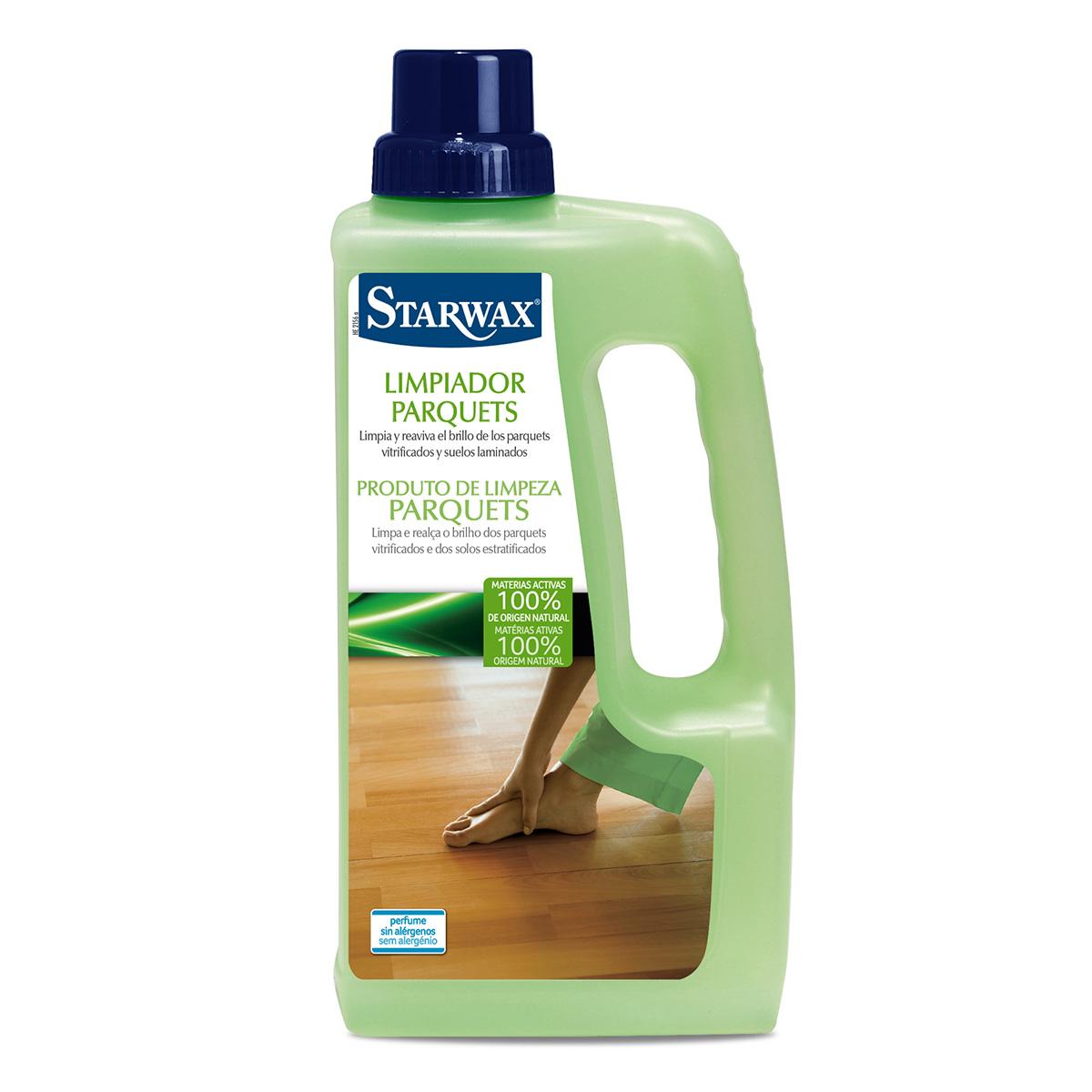Limpiador parquet - Starwax