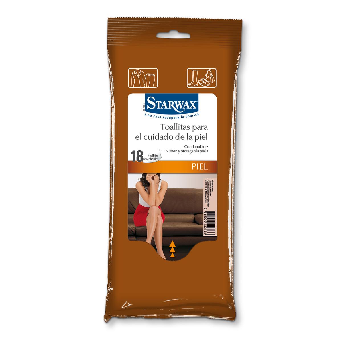 Toallitas para el cuidado de la piel - Starwax