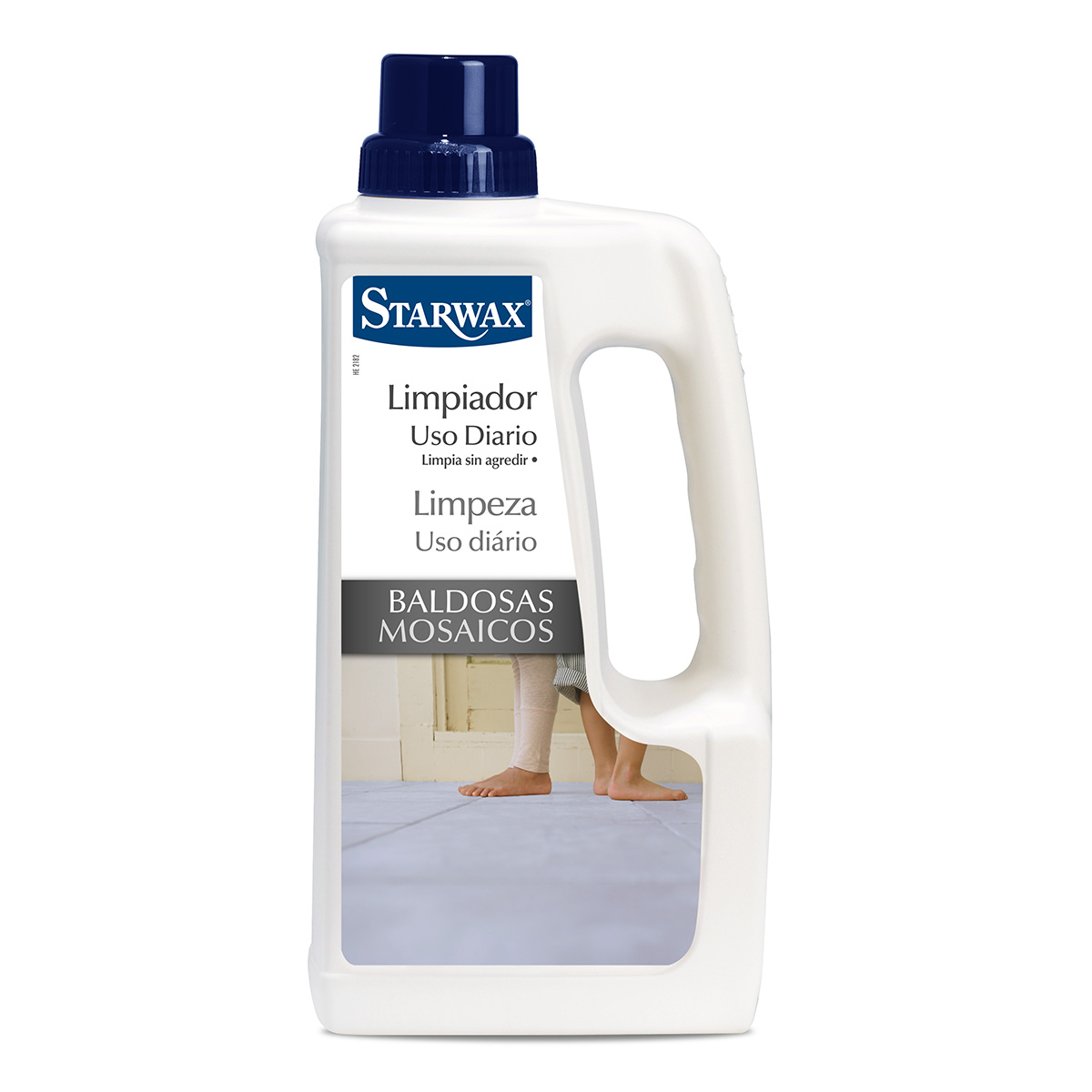 Limpiador uso diario baldosas - Starwax