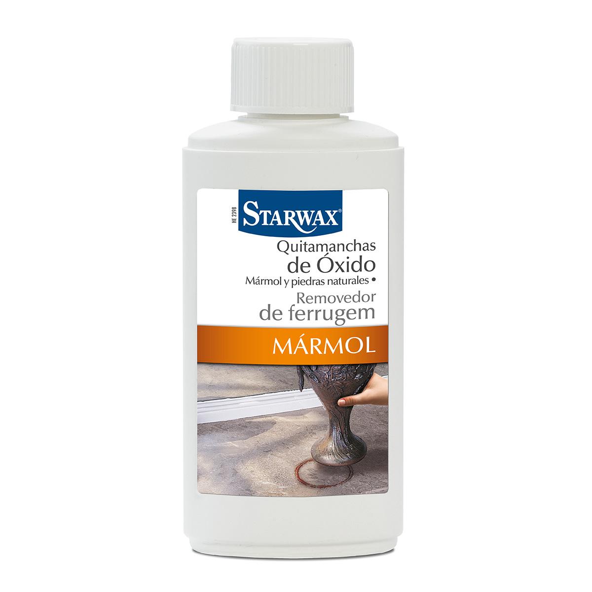 Quitamanchas de óxido marmol - Starwax