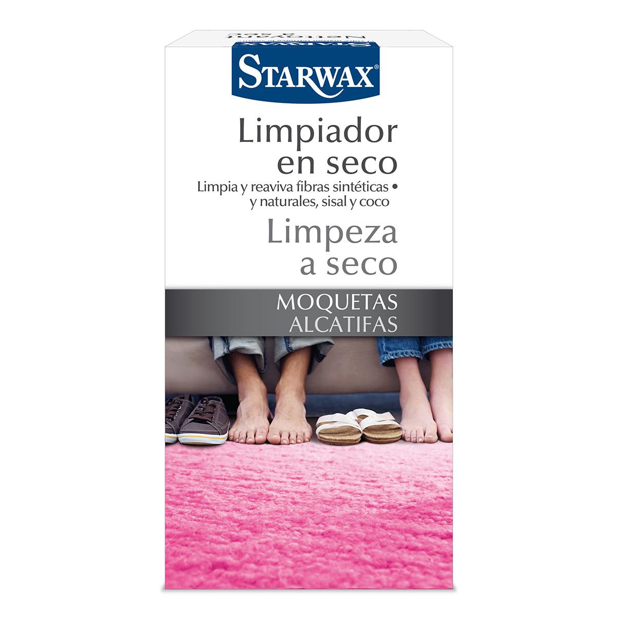 Limpiador en seco moquetas - Starwax