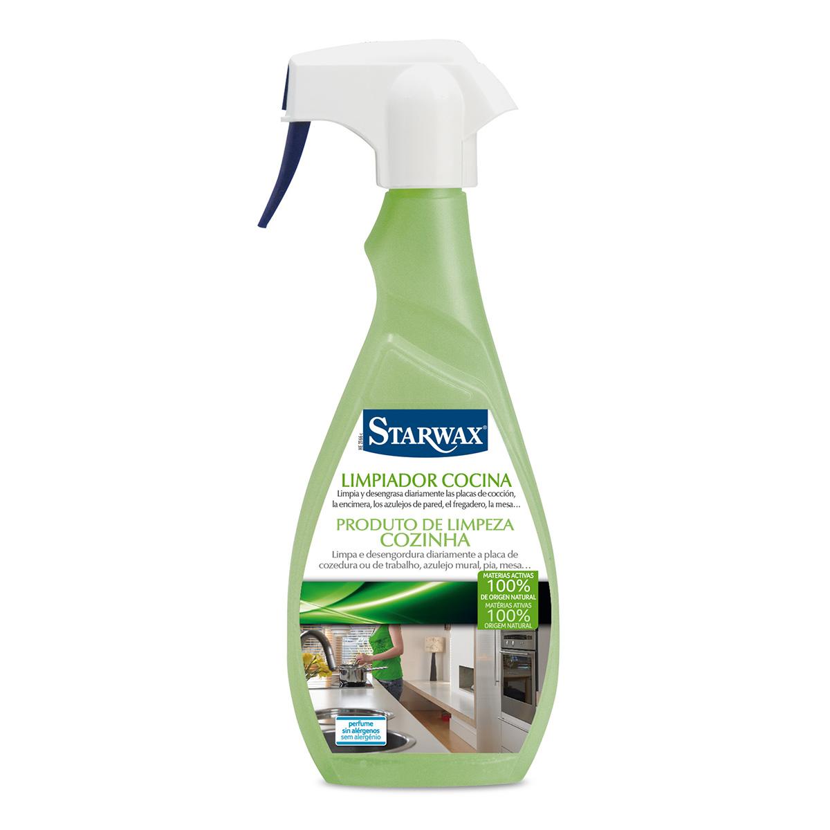 Limpiador desengrasante cocina - Starwax