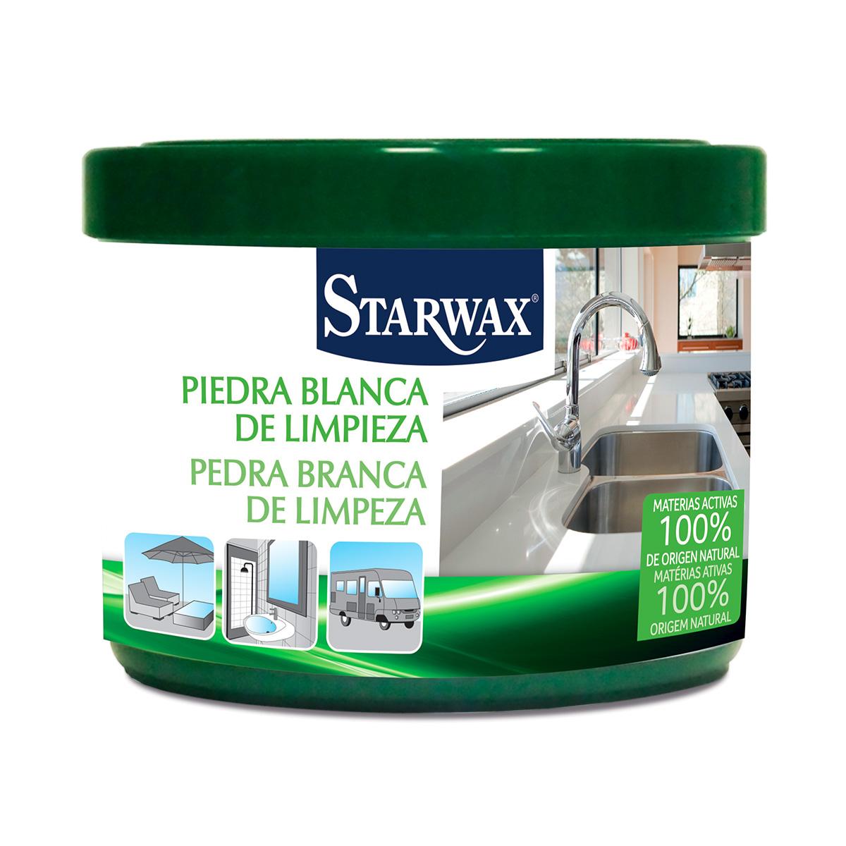 Piedra blanca de limpieza - Starwax