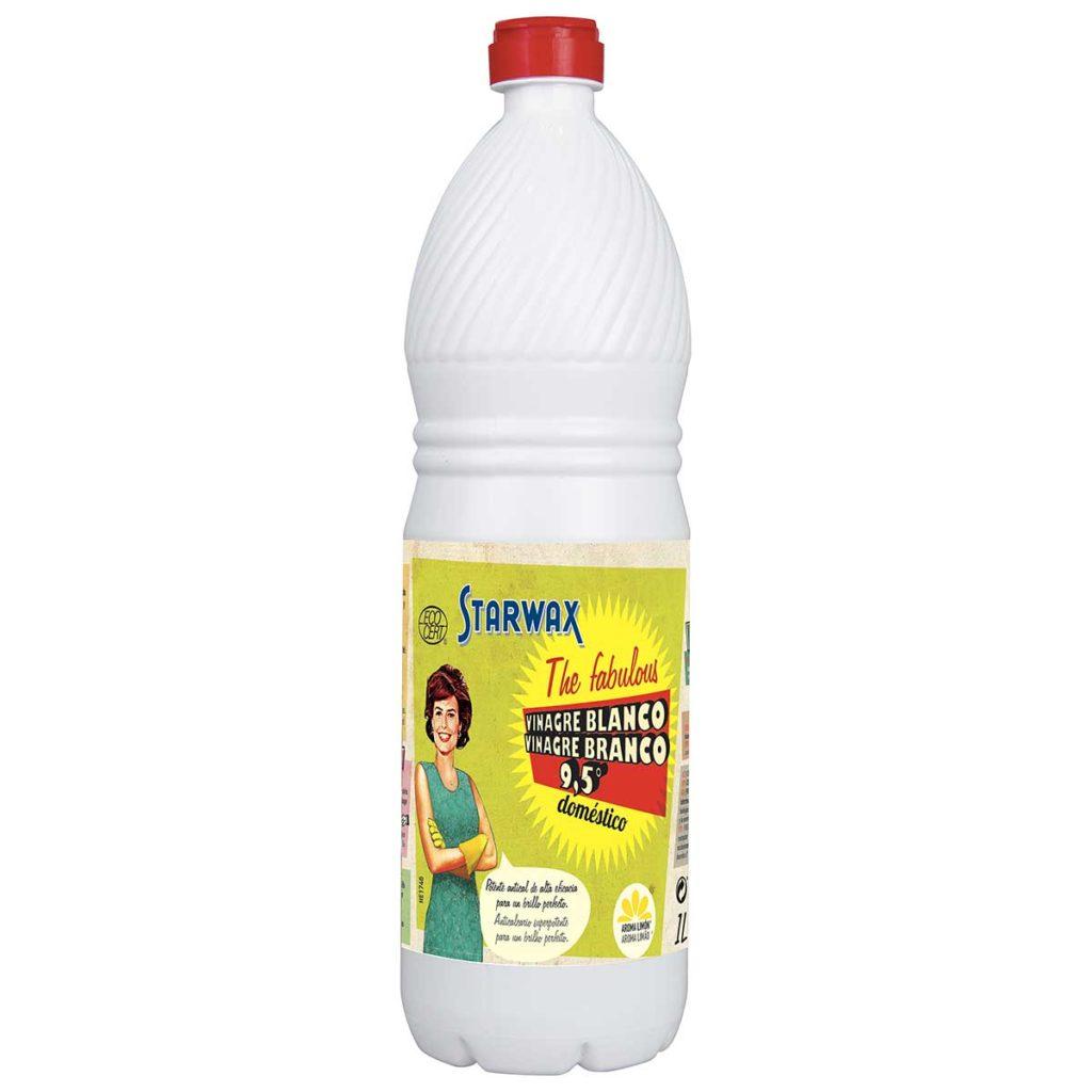 vinagre blanco starwax