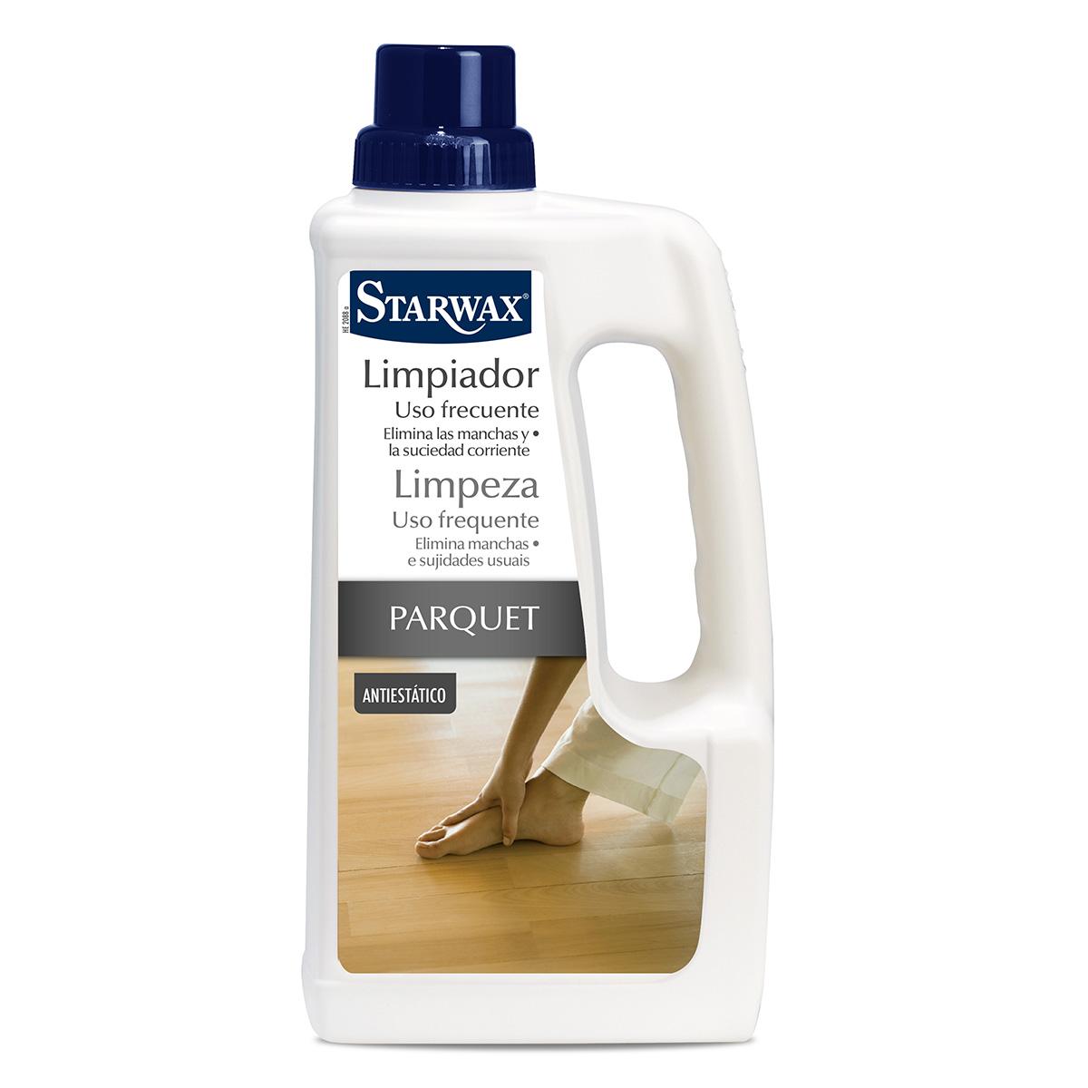 Limpiador uso frecuente parquet - Starwax