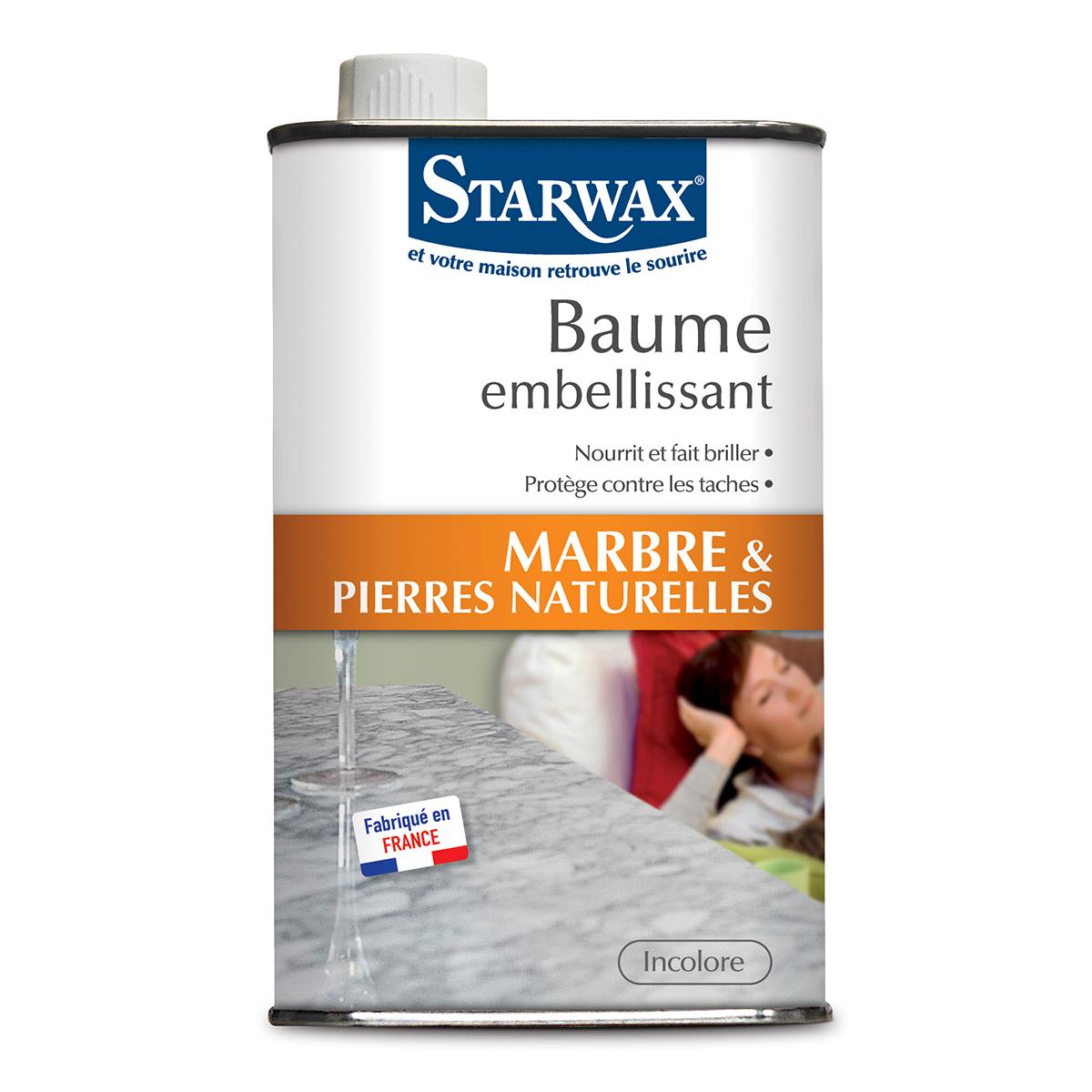 Bálsamo embellecador marmol - Starwax