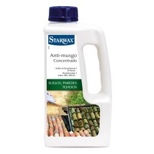 Anti-musgo suelos paredes tejados - Starwax